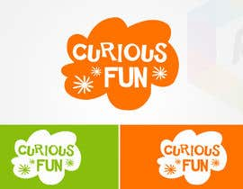 #259 for Design a Logo for 'Curious Fun' by Rushiad