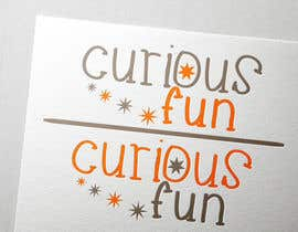 #223 untuk Design a Logo for 'Curious Fun' oleh developingtech