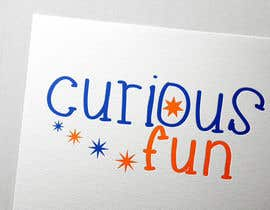 #283 untuk Design a Logo for 'Curious Fun' oleh developingtech