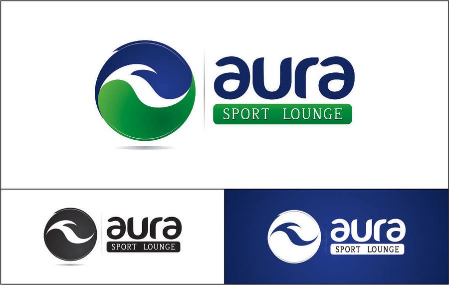 Contest Entry #64 for AURA Sports Lounge - LOGO