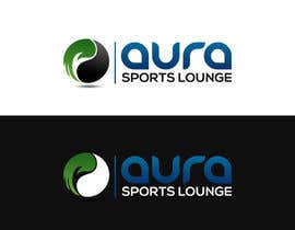 #72 for AURA Sports Lounge - LOGO af texture605