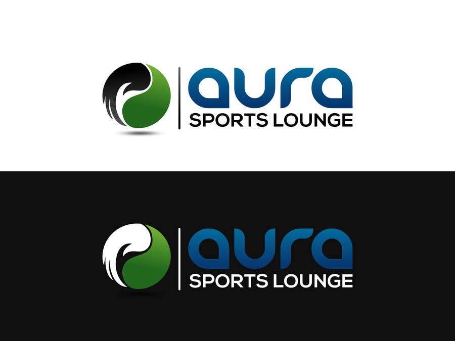 Kilpailutyö #73 kilpailussa AURA Sports Lounge - LOGO