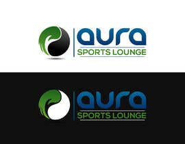#75 for AURA Sports Lounge - LOGO af texture605