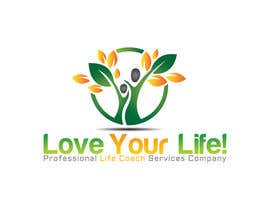nº 21 pour Design a Logo for Love Your Life! Professional Life Coach Services Company par Psynsation