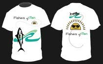 Contest Entry #52 for Fishers of Men T-shirt design contest