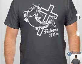 #20 para Fishers of Men T-shirt design contest por hrbwebmedia