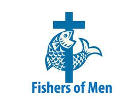 #10 para Fishers of Men T-shirt design contest por manuel0827