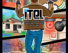 #16 for I need some Graphic Design for a Comic book style Flyer by ysfworks