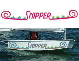 #39 para Design the Name of a Boat for a Little Girl =) por GreenworksInc
