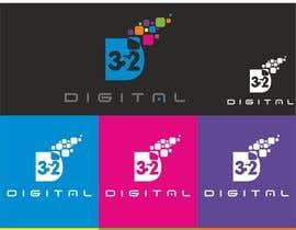 #161 para Design a logo for a digital communications agency por luismiguelvale