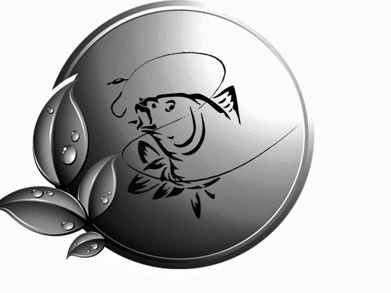 entry 5 by romachayka for logo for carp fishing pond freelancer rh freelancer com bd carp logo design carp logic mimic mixers