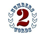 Contest Entry #71 for Design a logo for www.numbers2words.com