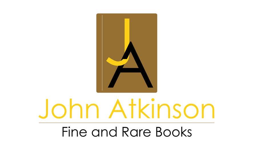 Bài tham dự cuộc thi #28 cho Design a Logo for John Atkinson Fine and Rare Books