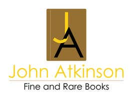 #28 untuk Design a Logo for John Atkinson Fine and Rare Books oleh araleling