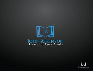 #17 untuk Design a Logo for John Atkinson Fine and Rare Books oleh iffikhan