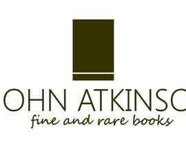 Nro 21 kilpailuun Design a Logo for John Atkinson Fine and Rare Books käyttäjältä tatuscois