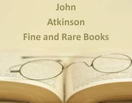 Nro 22 kilpailuun Design a Logo for John Atkinson Fine and Rare Books käyttäjältä SavvyAnna