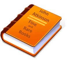 #23 untuk Design a Logo for John Atkinson Fine and Rare Books oleh SavvyAnna