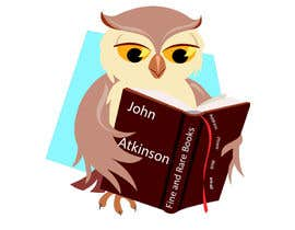 #24 untuk Design a Logo for John Atkinson Fine and Rare Books oleh SavvyAnna