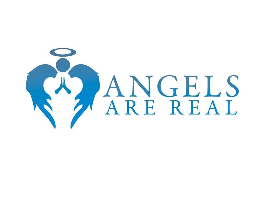 Inscrição nº                                         97                                      do Concurso para                                         Angels Are Real Logo Design