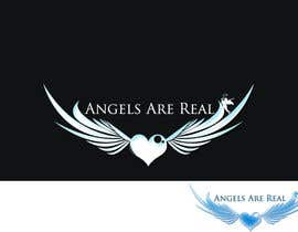 #6 para Angels Are Real Logo Design por lluucckkyy