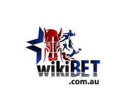 #80 for Design a Logo for wikibet.com.au by manuel0827