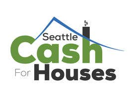 #30 for Design a Logo for Cash For Houses by rilographics
