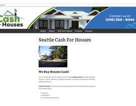 #112 for Design a Logo for Cash For Houses by rilographics