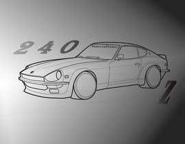#4 for Datsun S30 T-Shirt by vsdesign96