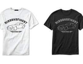 #5 for Datsun S30 T-Shirt by jahidjoy22