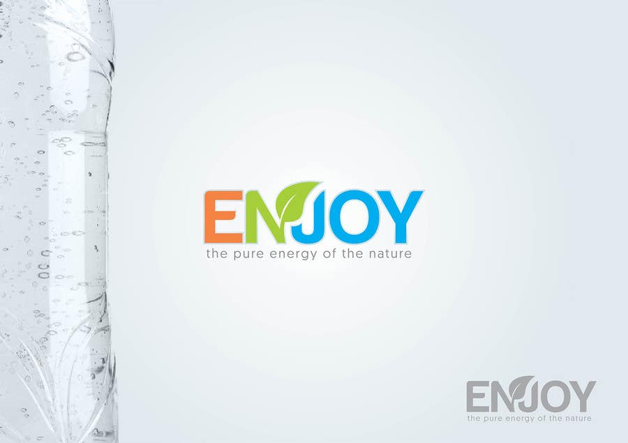 drinking water logo design freelancer