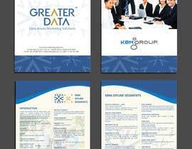#15 cho Design a 4-page A4 Sales Brochure - InDesign bởi dnoman20