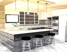 nº 17 pour Kitchen Design par bryanjadesagum