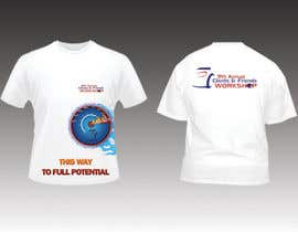 #34 untuk Design a T-Shirt for our Clients & Friends Workshop oleh cristiandmt