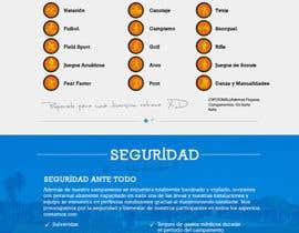#12 untuk Rediseño página web oleh cescalera