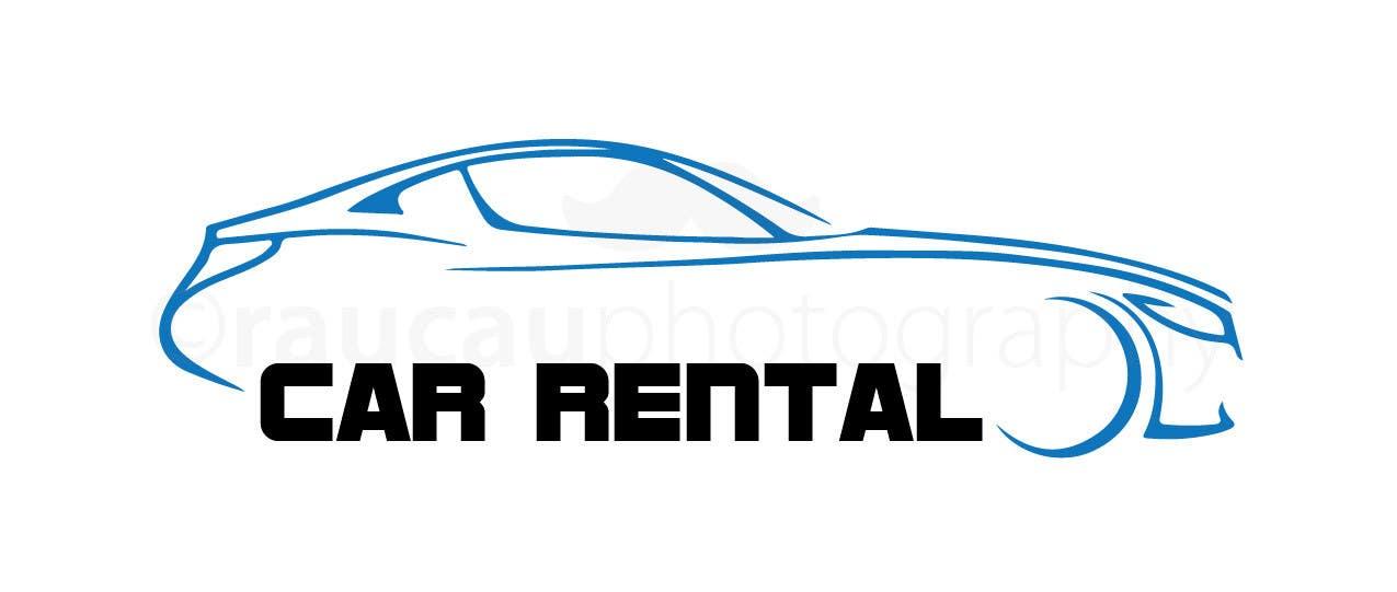 Entry 1 by raucau for rework this logo for car rental for Car rental logo samples