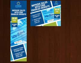 #9 for Design a Banner for a CRM Enabled Website Ad Campaign af miekee09