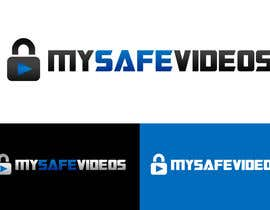 "#10 untuk Design a Logo for Project ""My safe video"" oleh lpfacun"