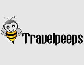 #73 para Design a Logo for TRAVELPEEPS por hanif7