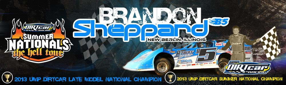 Inscrição nº 25 do Concurso para Design a Banner for Brandon Sheppard Racing