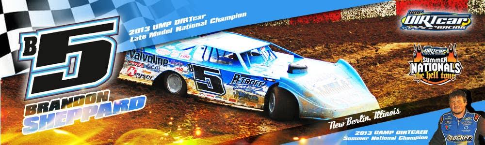 Konkurrenceindlæg #14 for Design a Banner for Brandon Sheppard Racing