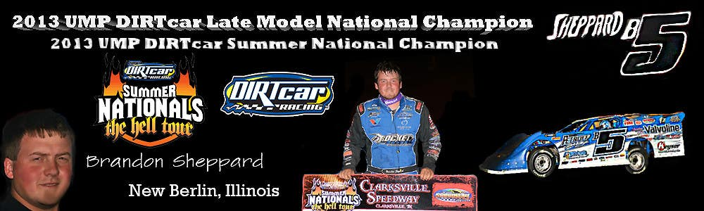 Konkurrenceindlæg #2 for Design a Banner for Brandon Sheppard Racing