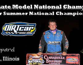 #2 para Design a Banner for Brandon Sheppard Racing por icanwecan