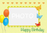 Contest Entry #50 for Design some Stationery for Childs Birthday Photo Card