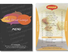 #38 for Design a Banner for MAGGI ZONE MENU by davidliyung