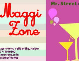 #40 for Design a Banner for MAGGI ZONE MENU af rivtezara