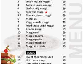 #11 for Design a Banner for MAGGI ZONE MENU by mydZnecoz