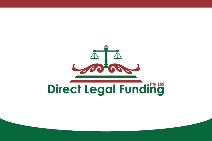 #37 for Design a Logo for Direct Legal Funding Pty Ltd by sagorak47