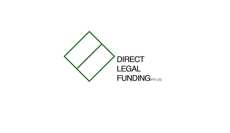 #11 for Design a Logo for Direct Legal Funding Pty Ltd by studioprieto