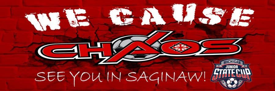 Contest Entry #5 for UREGENT Design a Banner for Soccer URGENT